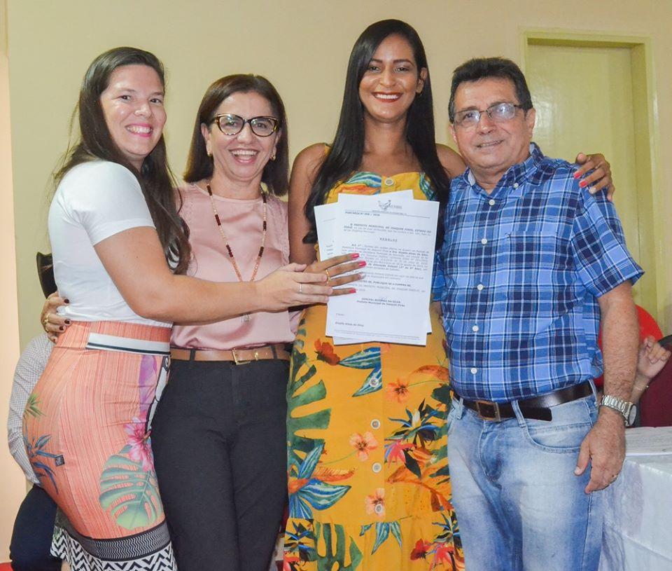 Prefeitura de Joaquim Pires realiza solenidade de posse de aprovados/classificados no último concurso público  - Imagem 57