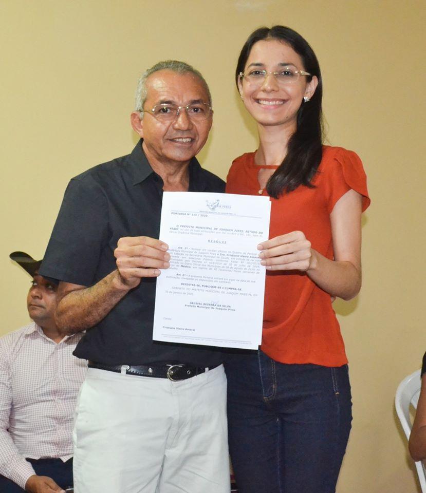 Prefeitura de Joaquim Pires realiza solenidade de posse de aprovados/classificados no último concurso público  - Imagem 9