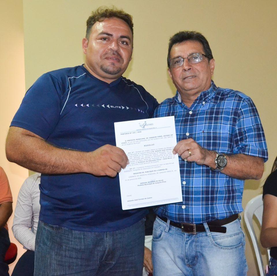 Prefeitura de Joaquim Pires realiza solenidade de posse de aprovados/classificados no último concurso público  - Imagem 24