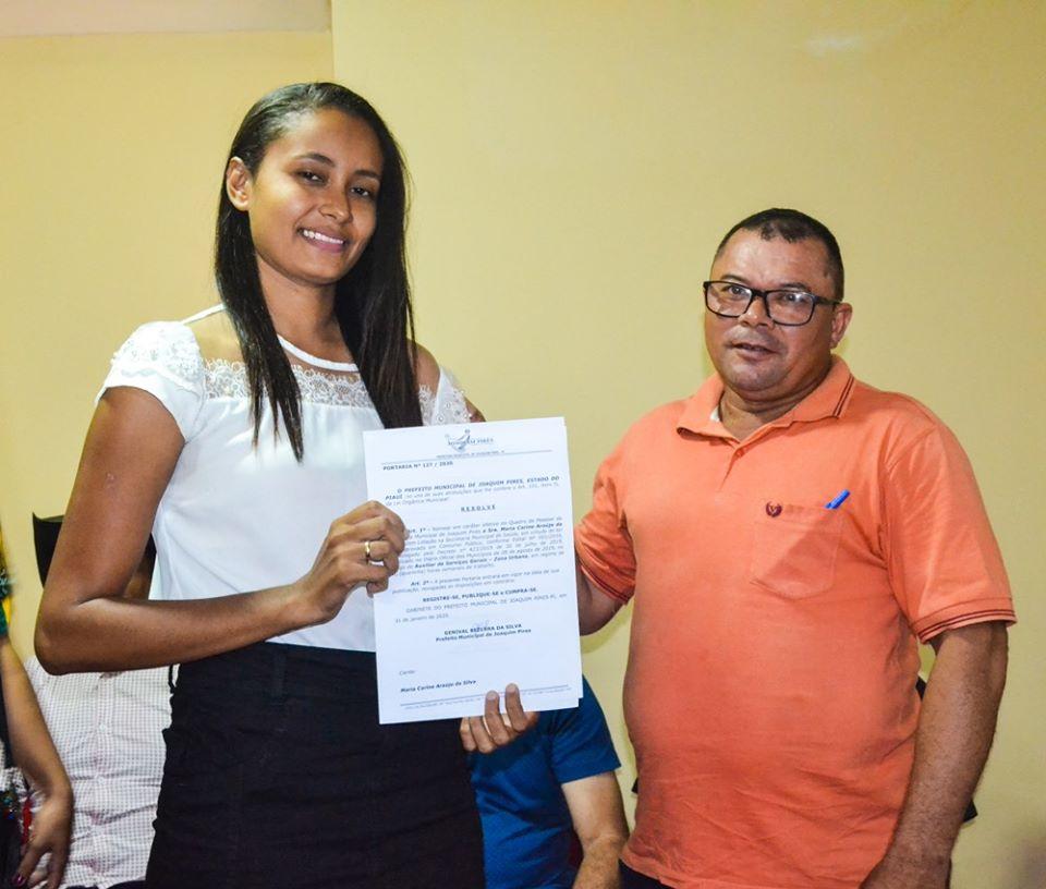 Prefeitura de Joaquim Pires realiza solenidade de posse de aprovados/classificados no último concurso público  - Imagem 18