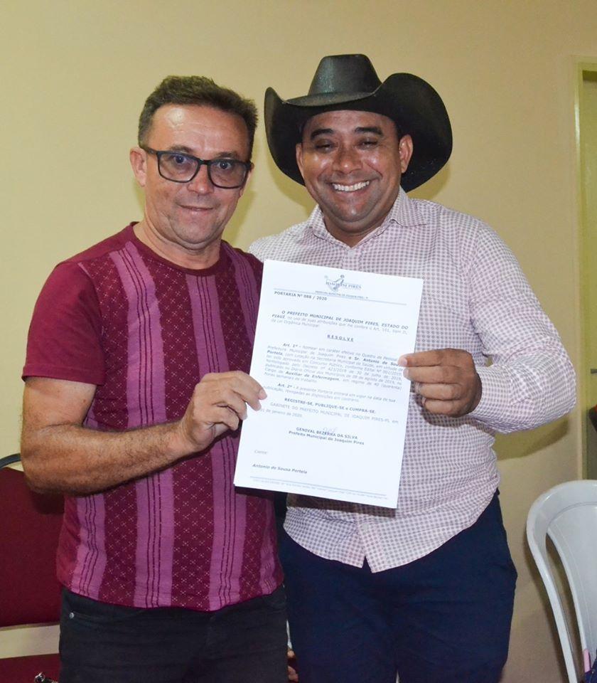 Prefeitura de Joaquim Pires realiza solenidade de posse de aprovados/classificados no último concurso público  - Imagem 53