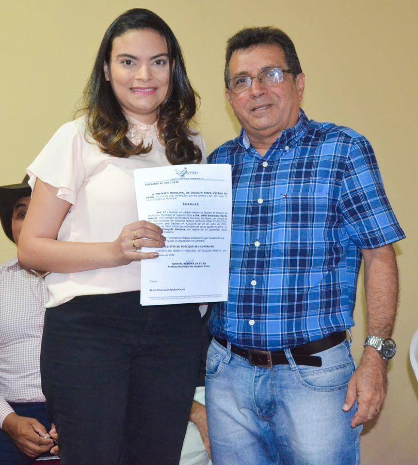 Prefeitura de Joaquim Pires realiza solenidade de posse de aprovados/classificados no último concurso público  - Imagem 10