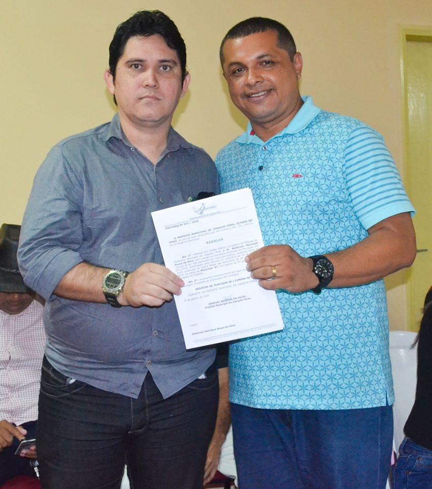 Prefeitura de Joaquim Pires realiza solenidade de posse de aprovados/classificados no último concurso público  - Imagem 8