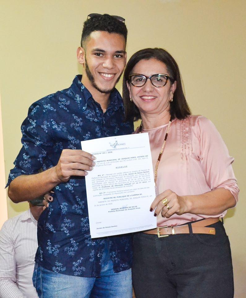 Prefeitura de Joaquim Pires realiza solenidade de posse de aprovados/classificados no último concurso público  - Imagem 55