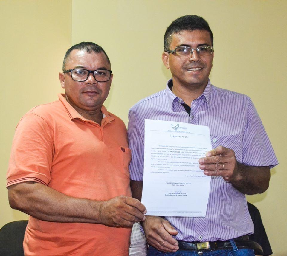 Prefeitura de Joaquim Pires realiza solenidade de posse de aprovados/classificados no último concurso público  - Imagem 43