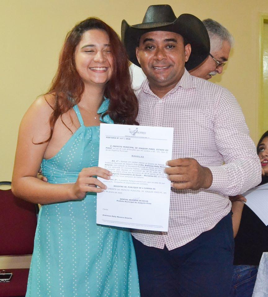 Prefeitura de Joaquim Pires realiza solenidade de posse de aprovados/classificados no último concurso público  - Imagem 20