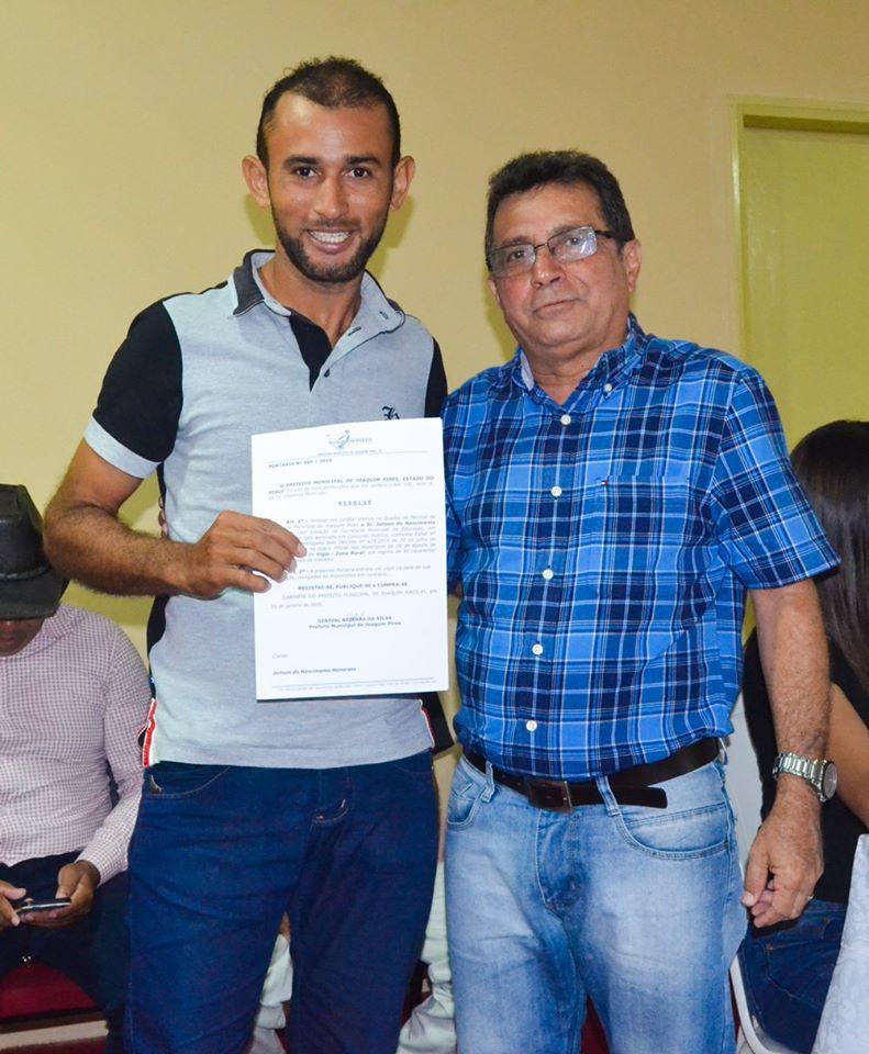 Prefeitura de Joaquim Pires realiza solenidade de posse de aprovados/classificados no último concurso público  - Imagem 27