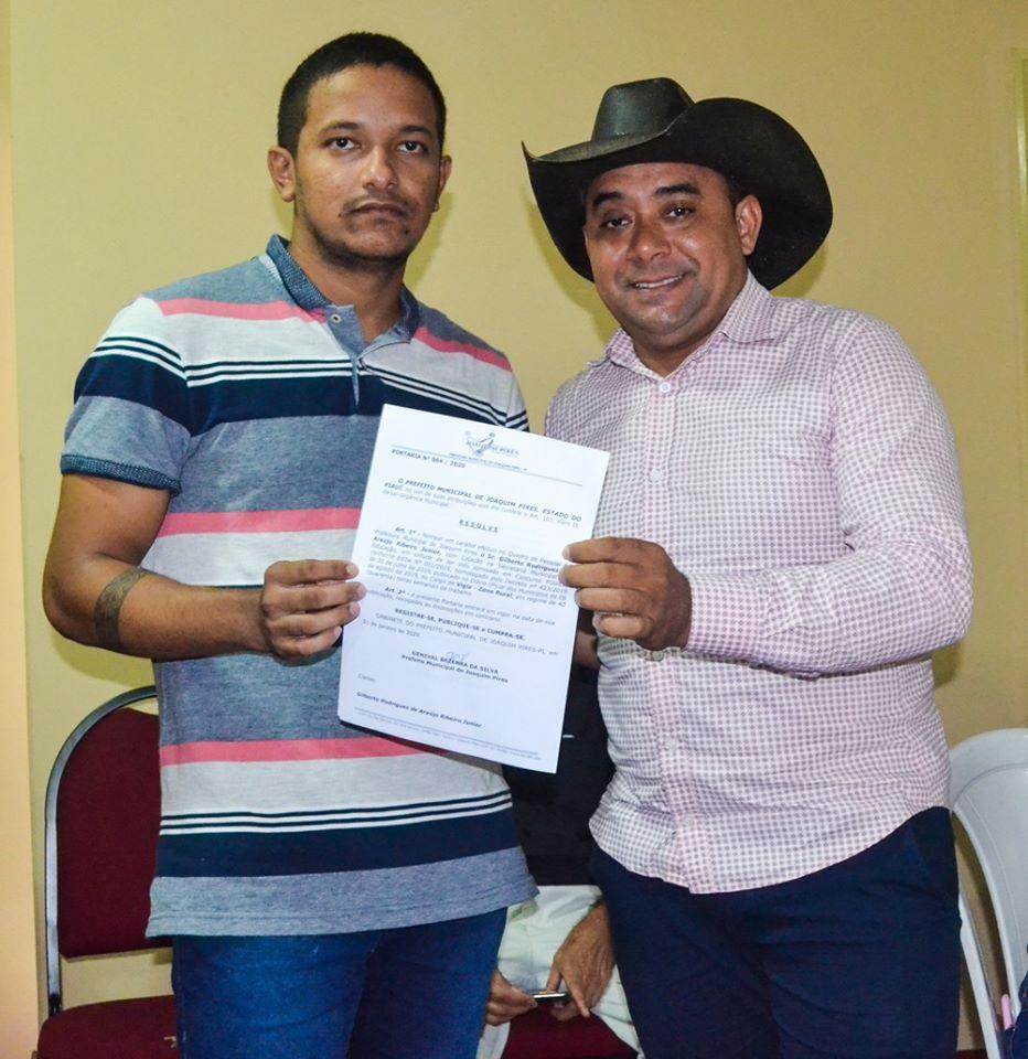 Prefeitura de Joaquim Pires realiza solenidade de posse de aprovados/classificados no último concurso público  - Imagem 63
