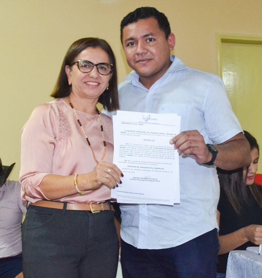 Prefeitura de Joaquim Pires realiza solenidade de posse de aprovados/classificados no último concurso público  - Imagem 59