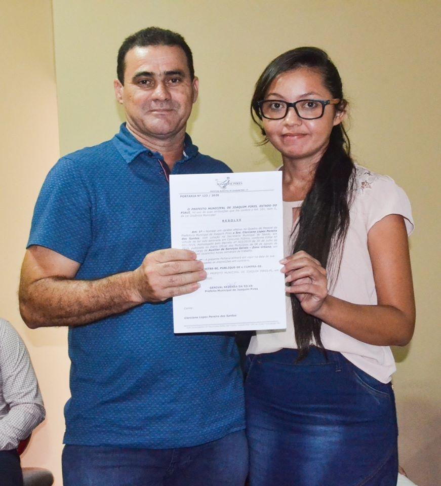 Prefeitura de Joaquim Pires realiza solenidade de posse de aprovados/classificados no último concurso público  - Imagem 60