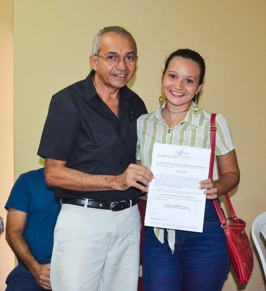 Prefeitura de Joaquim Pires realiza solenidade de posse de aprovados/classificados no último concurso público  - Imagem 32