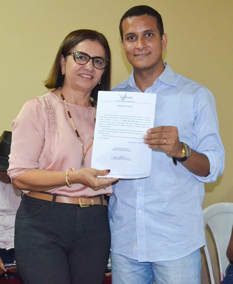 Prefeitura de Joaquim Pires realiza solenidade de posse de aprovados/classificados no último concurso público  - Imagem 89