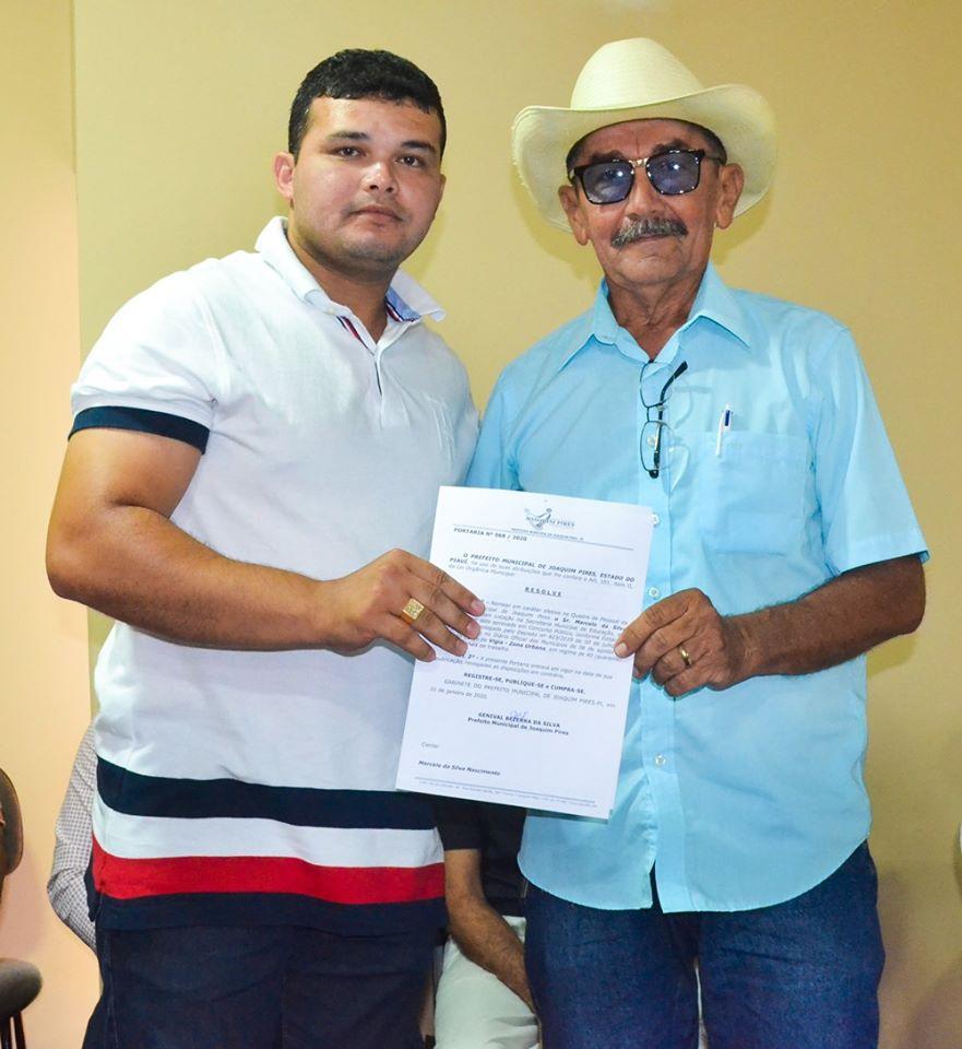 Prefeitura de Joaquim Pires realiza solenidade de posse de aprovados/classificados no último concurso público  - Imagem 14