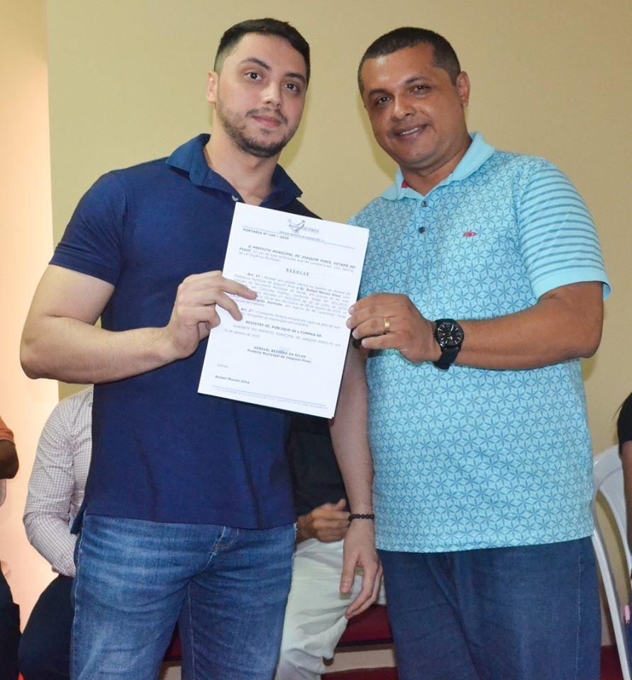Prefeitura de Joaquim Pires realiza solenidade de posse de aprovados/classificados no último concurso público  - Imagem 51