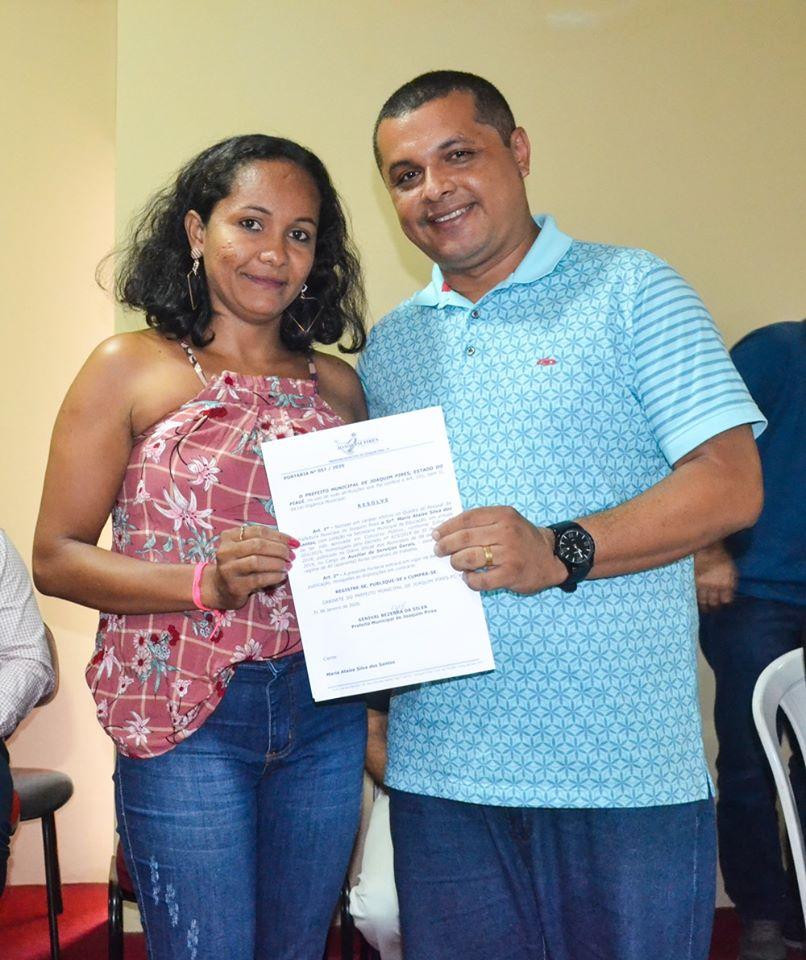 Prefeitura de Joaquim Pires realiza solenidade de posse de aprovados/classificados no último concurso público  - Imagem 77