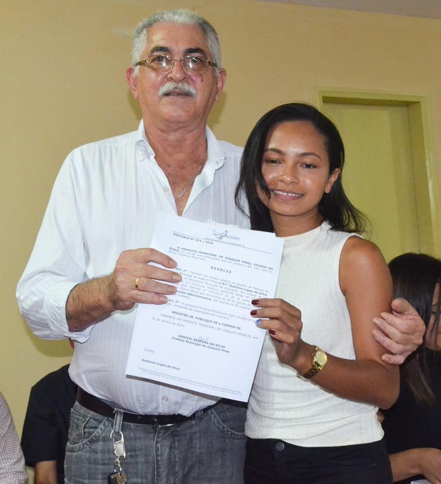 Prefeitura de Joaquim Pires realiza solenidade de posse de aprovados/classificados no último concurso público  - Imagem 87