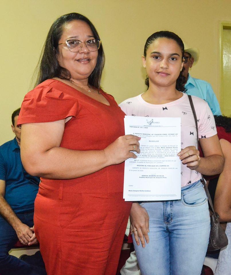 Prefeitura de Joaquim Pires realiza solenidade de posse de aprovados/classificados no último concurso público  - Imagem 36