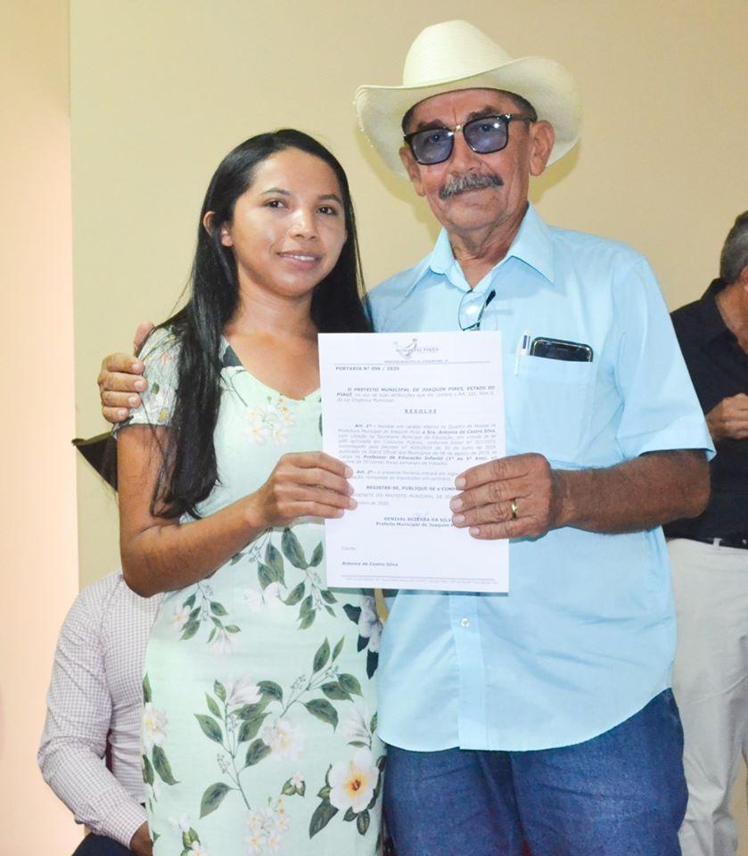 Prefeitura de Joaquim Pires realiza solenidade de posse de aprovados/classificados no último concurso público  - Imagem 29