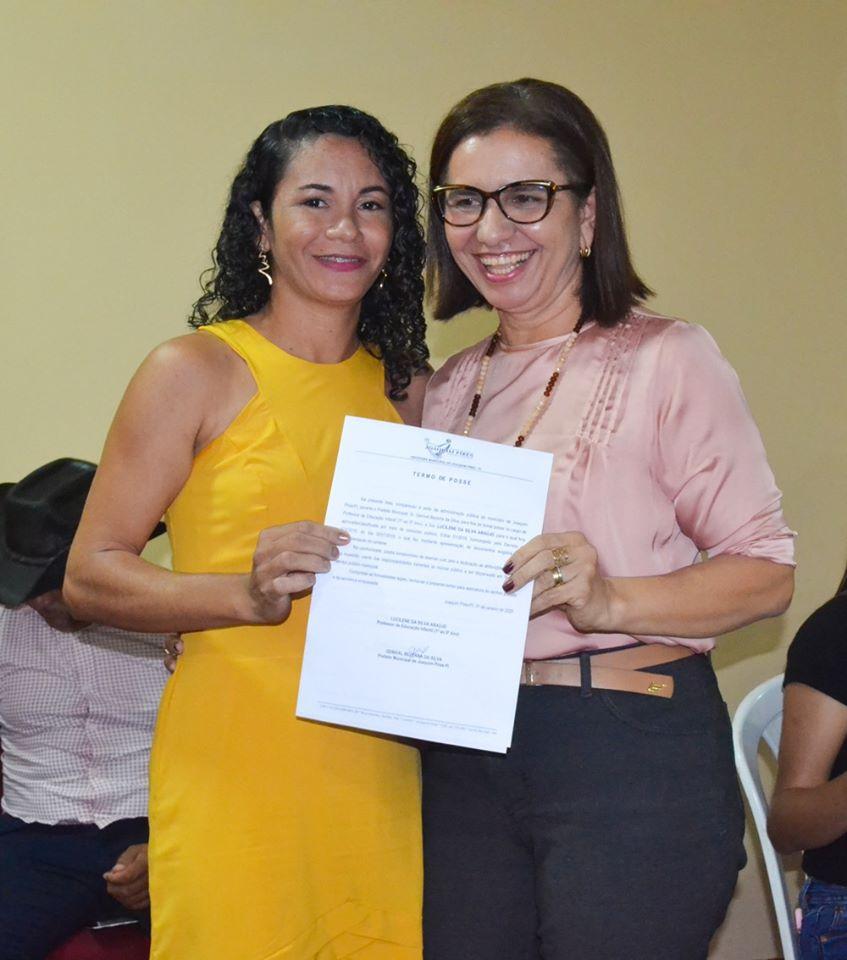 Prefeitura de Joaquim Pires realiza solenidade de posse de aprovados/classificados no último concurso público  - Imagem 47