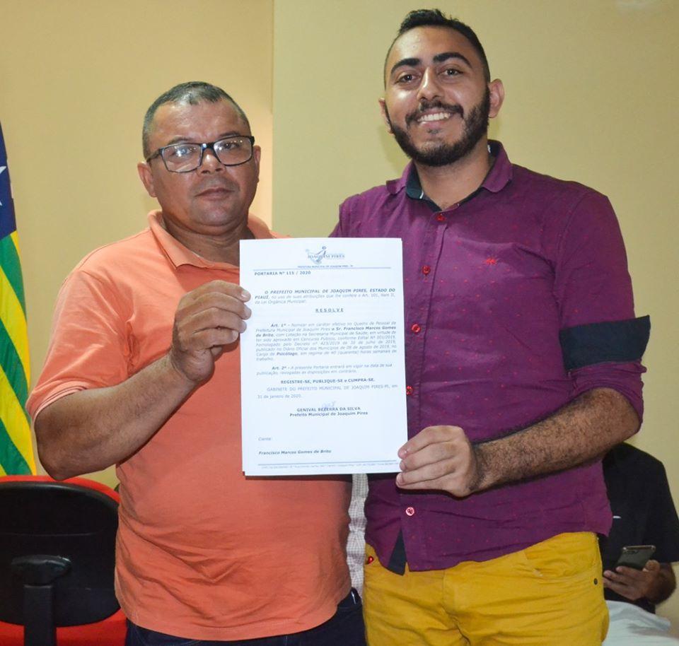 Prefeitura de Joaquim Pires realiza solenidade de posse de aprovados/classificados no último concurso público  - Imagem 28