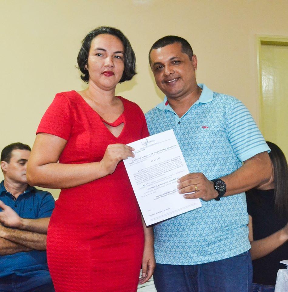 Prefeitura de Joaquim Pires realiza solenidade de posse de aprovados/classificados no último concurso público  - Imagem 42
