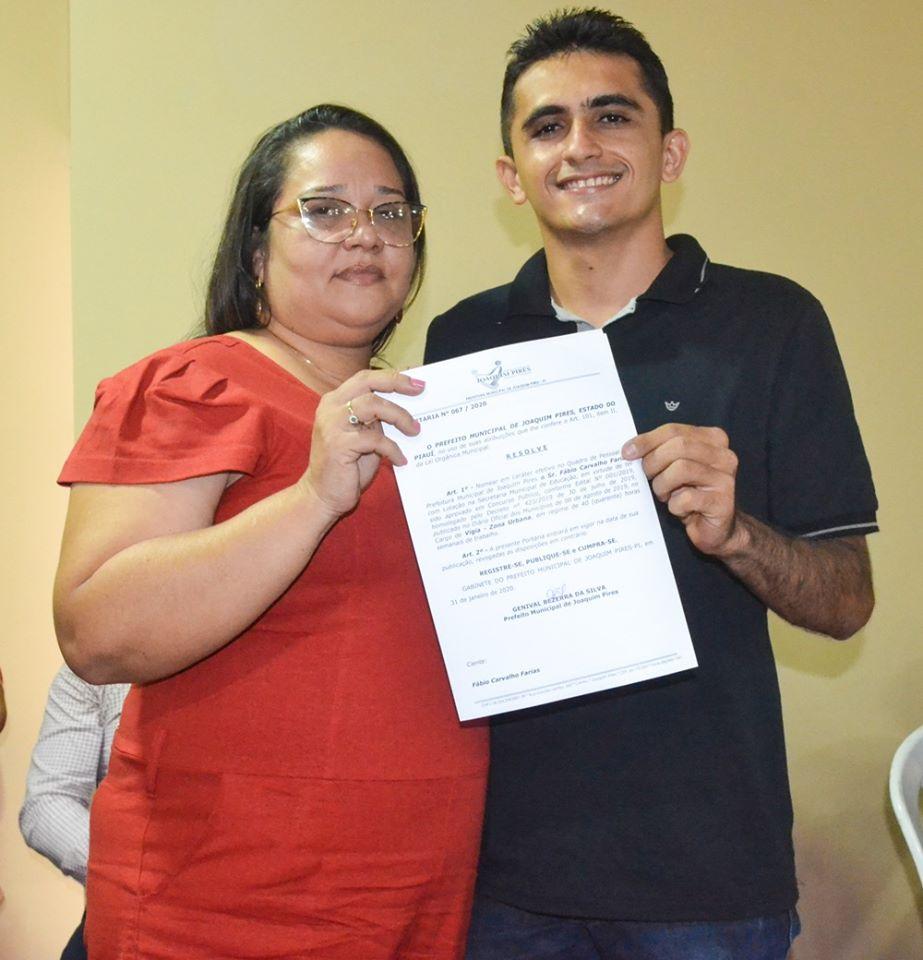 Prefeitura de Joaquim Pires realiza solenidade de posse de aprovados/classificados no último concurso público  - Imagem 86