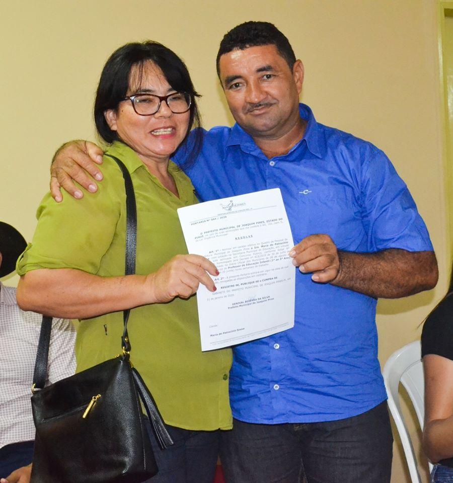 Prefeitura de Joaquim Pires realiza solenidade de posse de aprovados/classificados no último concurso público  - Imagem 76