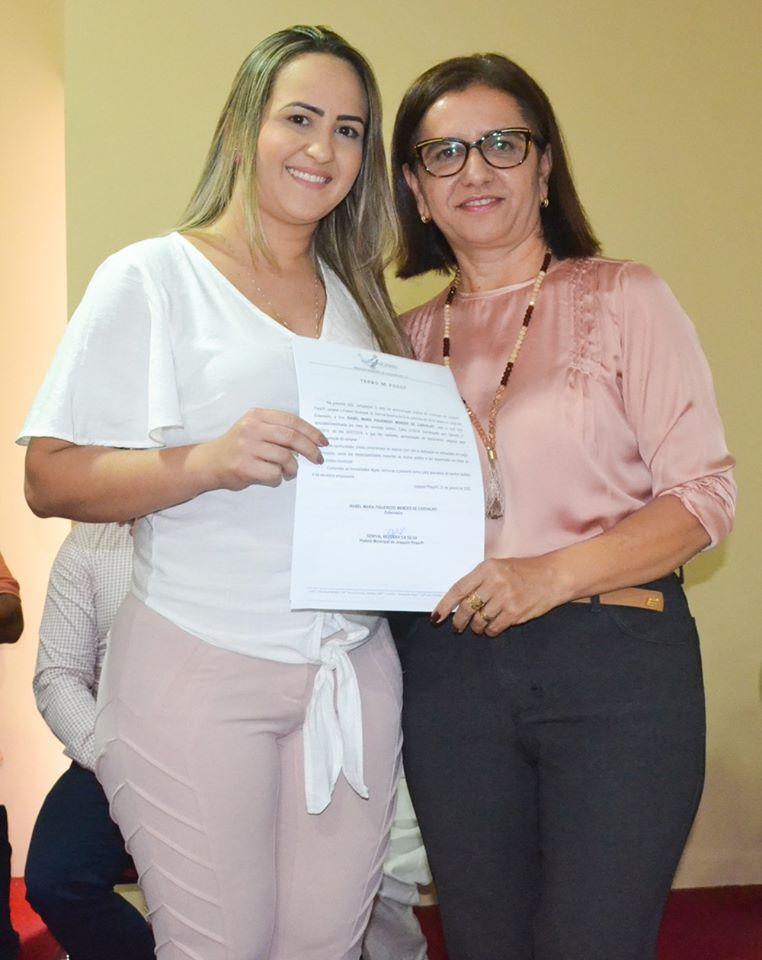 Prefeitura de Joaquim Pires realiza solenidade de posse de aprovados/classificados no último concurso público  - Imagem 41