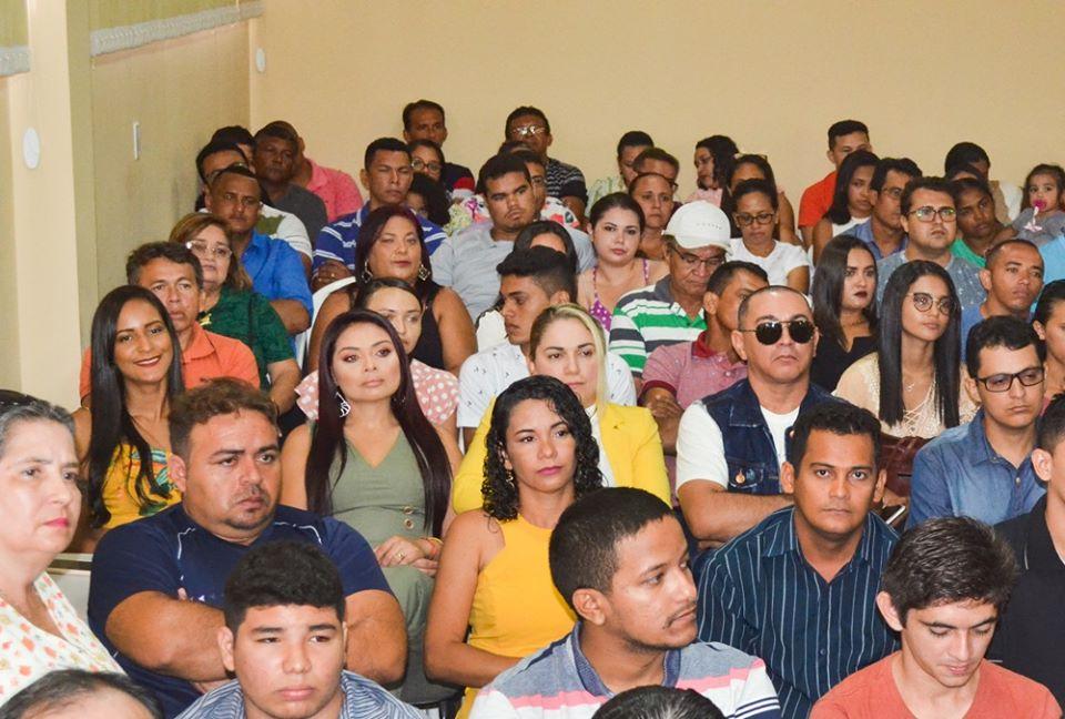 Prefeitura de Joaquim Pires realiza solenidade de posse de aprovados/classificados no último concurso público  - Imagem 40
