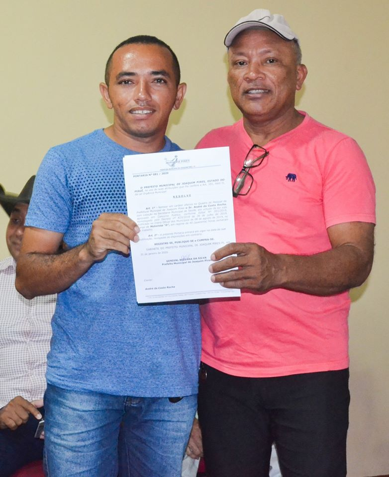 Prefeitura de Joaquim Pires realiza solenidade de posse de aprovados/classificados no último concurso público  - Imagem 7