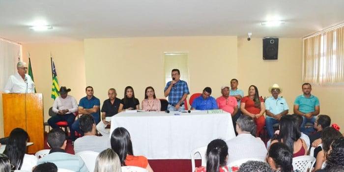 Prefeitura de Joaquim Pires realiza solenidade de posse de aprovados/classificados no último concurso público
