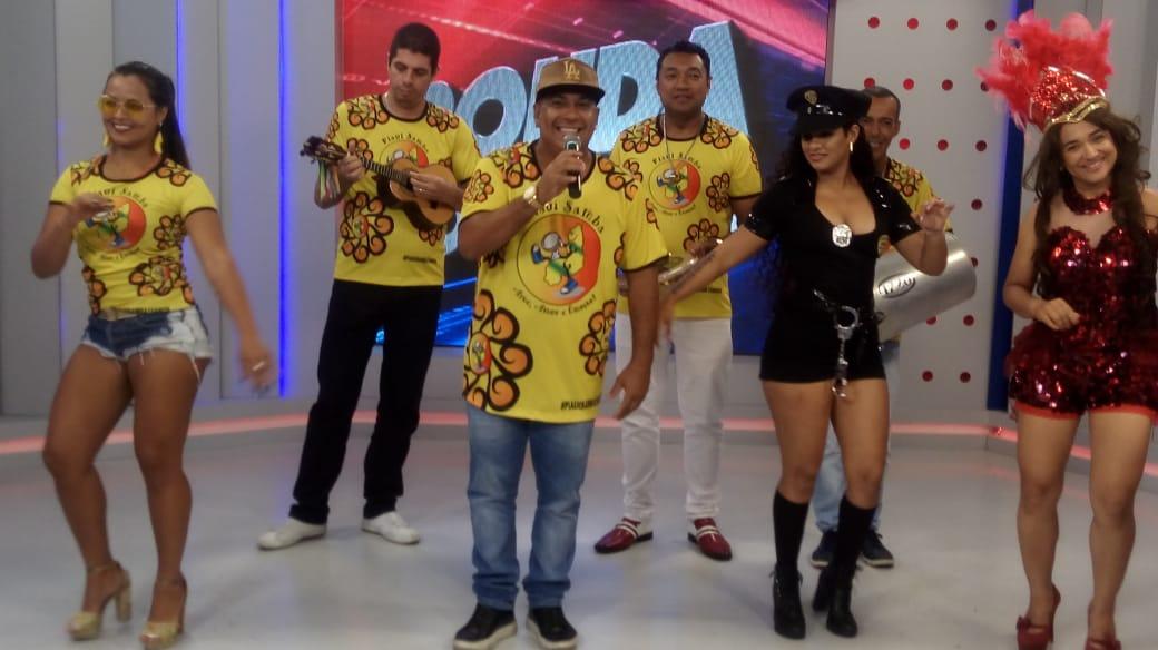 Tema da Novelinha: Carnaval do Povão - Imagem 1