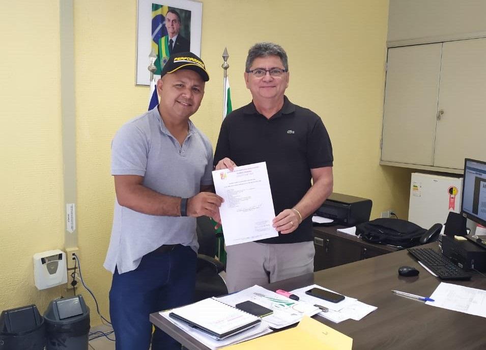 No DNIT-PI, Airton Veloso protocola pedido de construção de interseções rodoviárias nos municípios filiados a AMPAR - Imagem 1