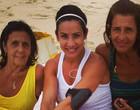 Após morte de irmão, Scheila Carvalho diz que irmã tem doença grave