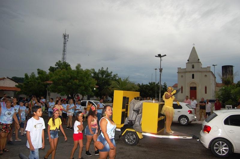 Barro Duro inicia Carnaval com alegria e grandes atrações - Imagem 13