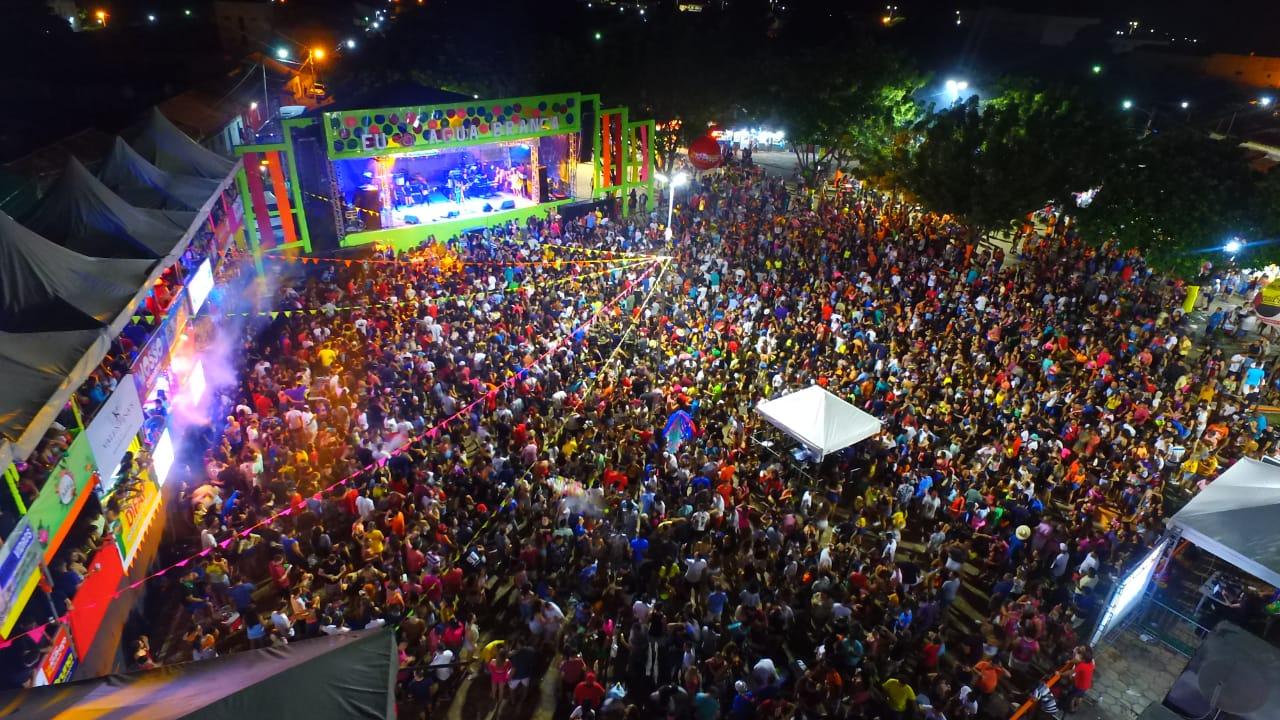 Grande Público marca o segundo dia de Carnaval em Água Branca - Imagem 7