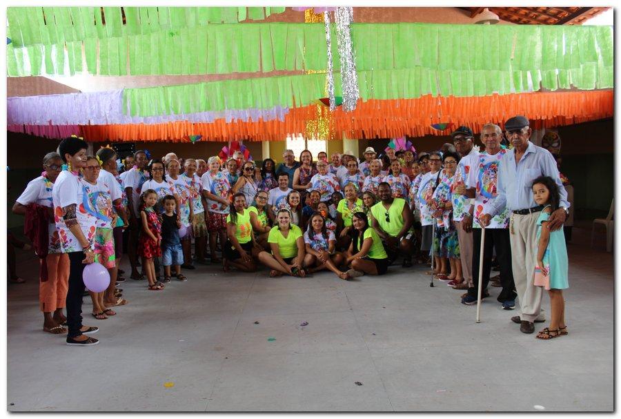 Prefeitura de Inhuma realiza carnaval dos Idosos - Imagem 43