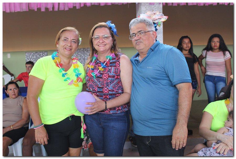 Prefeitura de Inhuma realiza carnaval dos Idosos - Imagem 35