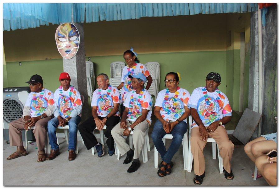 Prefeitura de Inhuma realiza carnaval dos Idosos - Imagem 33