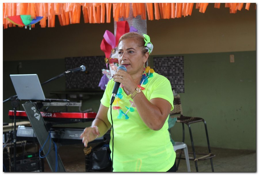 Prefeitura de Inhuma realiza carnaval dos Idosos - Imagem 2