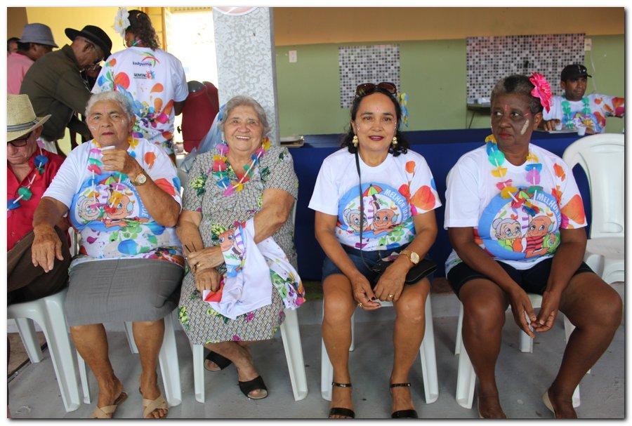 Prefeitura de Inhuma realiza carnaval dos Idosos - Imagem 31