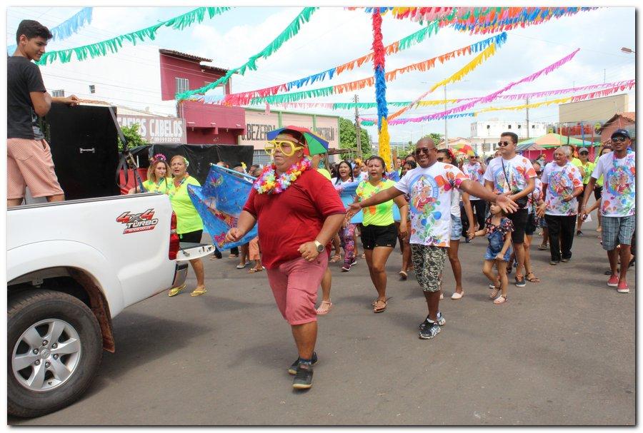 Prefeitura de Inhuma realiza carnaval dos Idosos - Imagem 23