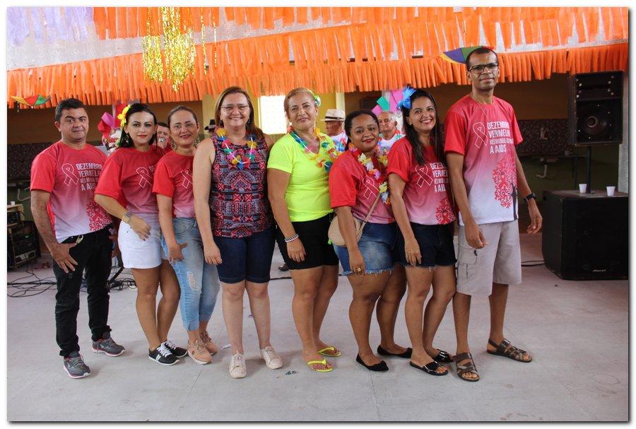 Prefeitura de Inhuma realiza carnaval dos Idosos - Imagem 39
