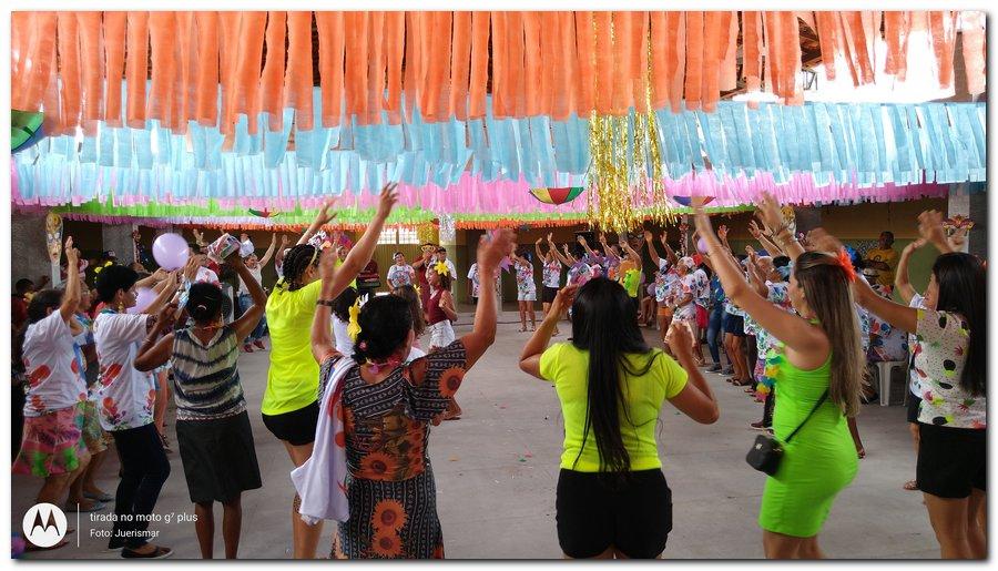 Prefeitura de Inhuma realiza carnaval dos Idosos - Imagem 12