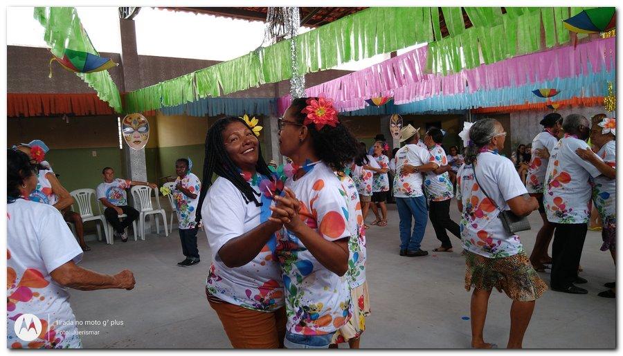 Prefeitura de Inhuma realiza carnaval dos Idosos - Imagem 8
