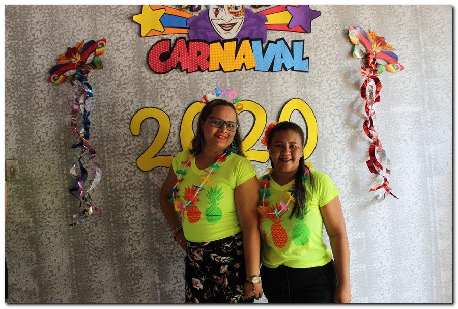 Prefeitura de Inhuma realiza carnaval dos Idosos - Imagem 42