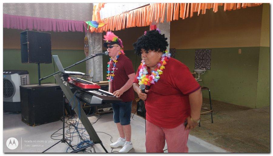 Prefeitura de Inhuma realiza carnaval dos Idosos - Imagem 11