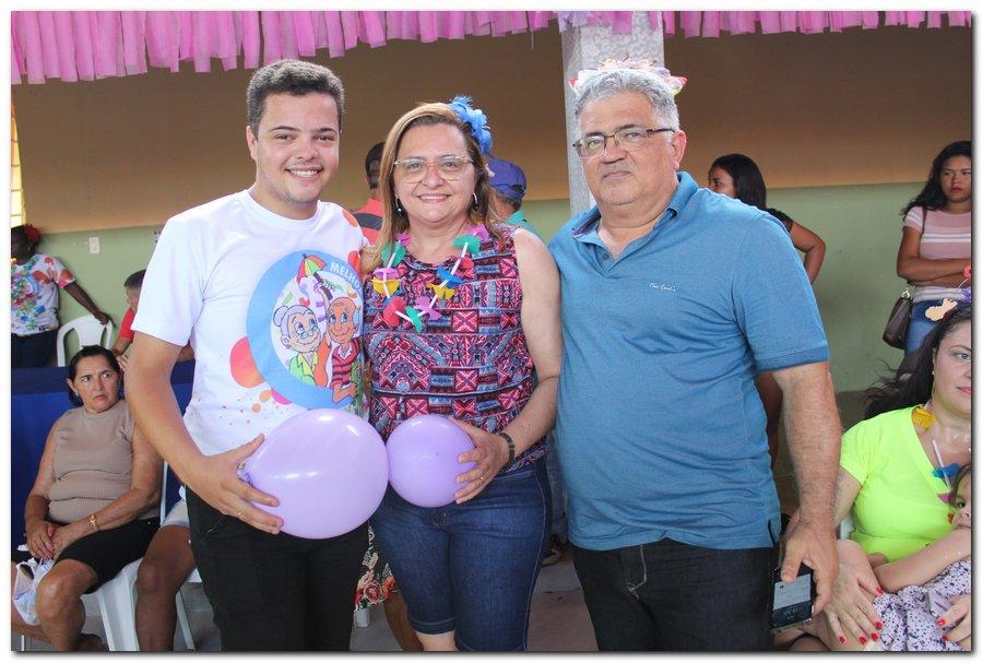 Prefeitura de Inhuma realiza carnaval dos Idosos - Imagem 36