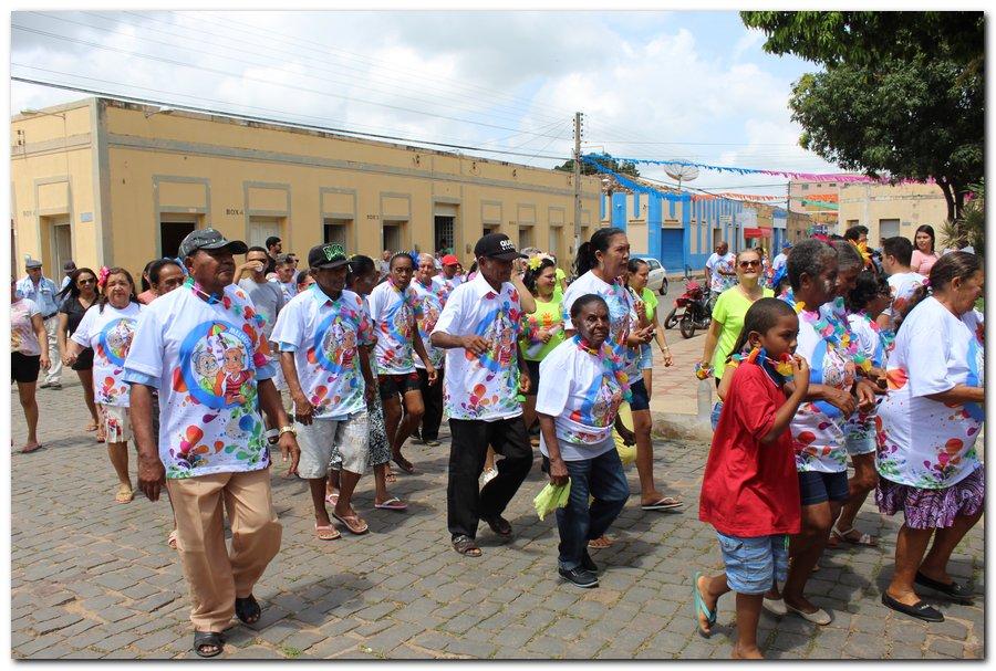 Prefeitura de Inhuma realiza carnaval dos Idosos - Imagem 18