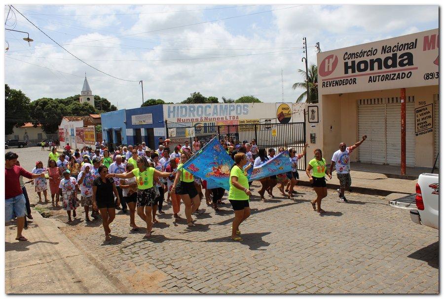 Prefeitura de Inhuma realiza carnaval dos Idosos - Imagem 21